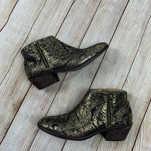 Free People Very Volatile Opulence Ankle Booties